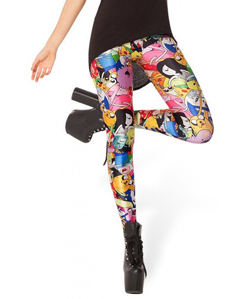 Legging estampa Adventure Time